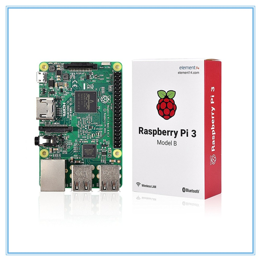 Raspberry Pi 3 Model B Board / Raspberry pi / Raspberry / Pi3 b / Pi 3 / Pi 3b with wifi & Bluetooth