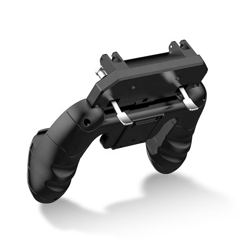 PUBG Mobile Phone Game Trigger L1R1 Fire Button Gamepad Holder Shooter Game Joystick Controller Handle For IOS Android Phone