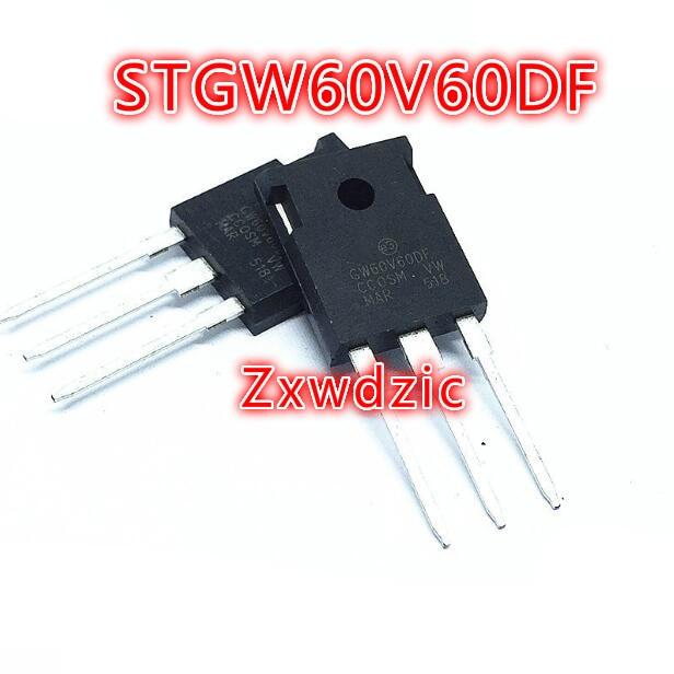 10PCS STGW60V60DF TO-3P GW60V60DF TO-247 STGW60V60 TO247 STGW60V60F
