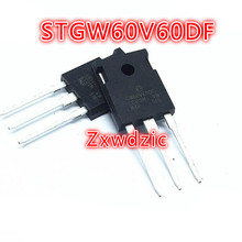 10PCS STGW60V60DF TO-3P GW60V60DF TO-247 STGW60V60 TO247 STGW60V60F