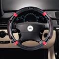 A1A3A4 de fibra de carbono Cubierta Del Volante Del Coche Para Audi A4L A5 A6 A6L A7 A8 Q3 Q5 Q7 A4 B6 B7 B8 A6 C5 C6 S3 S4 S5 AutoAccessories