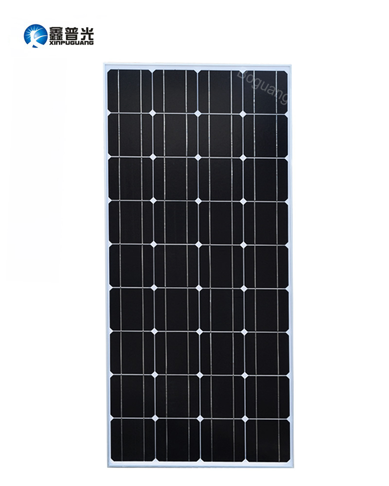 Xinpuguang 100W Solar Panel Charger Battery Cell Diy 18v Silicon Solar Module Lighter Pond Pump Solar Energy Battery Compartment xinpuguang 16v 100w solar panel 100 watt photovoltaic solar cell module foldable kit fotovoltaico solar 12v car battery charger