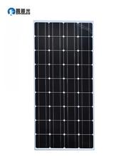Xinpuguang 100 Вт Панели солнечные Зарядное устройство Батарея Сотовый Diy 18 В кремниевый солнечный модуль легче Пруд насос солнечной энергии Батарея отделение