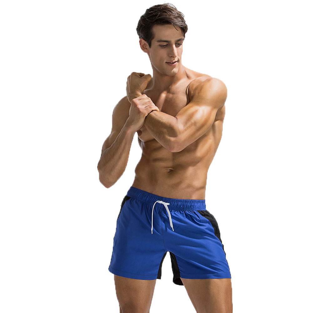 Men's Beachwear   Board     Shorts   Quick Dry with Mesh Lining Sport Fitness Pants Swimming Beach   shorts   Swim Trunks surfing Summer