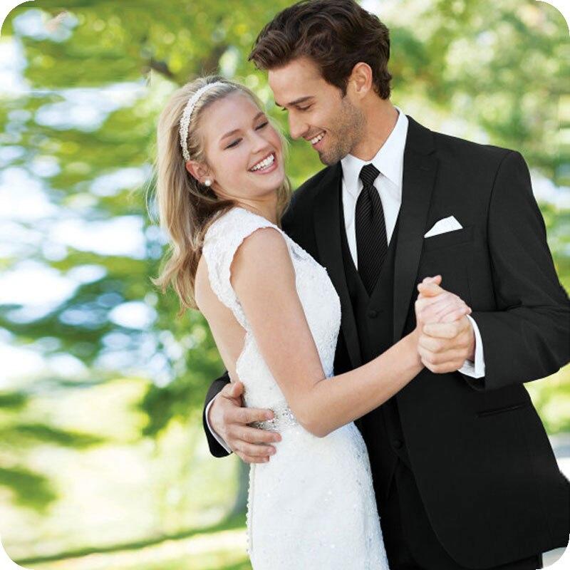 Groom Wedding Tuxedos Suits (74)
