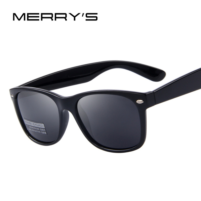 8bf4d880c51 MERRY S Unisex Polarized Sunglasses S 683-in Sunglasses from Apparel  Accessories on Aliexpress.com