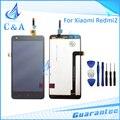 Для Xiaomi Redmi 2 ЖК-экран с сенсорным дигитайзер ассамблеи запасная часть для Xiaomi Hongmi 2 с инструмент бесплатно доставка