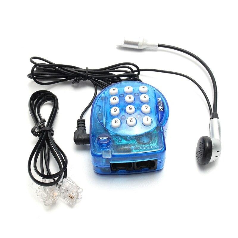 Neueste Tragbare Telefon Genius Mini Freisprecheinrichtung Telefon Mit Kopfhörer Super Power Kleine Telefon Mini Telefonkonferenz Telefon