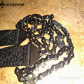 Ourpgone Portable Outdoor Survival Pocket Chain Saw Hand Chainsaw Camping Hiking Emergency Household Gardening With Nylon Bag