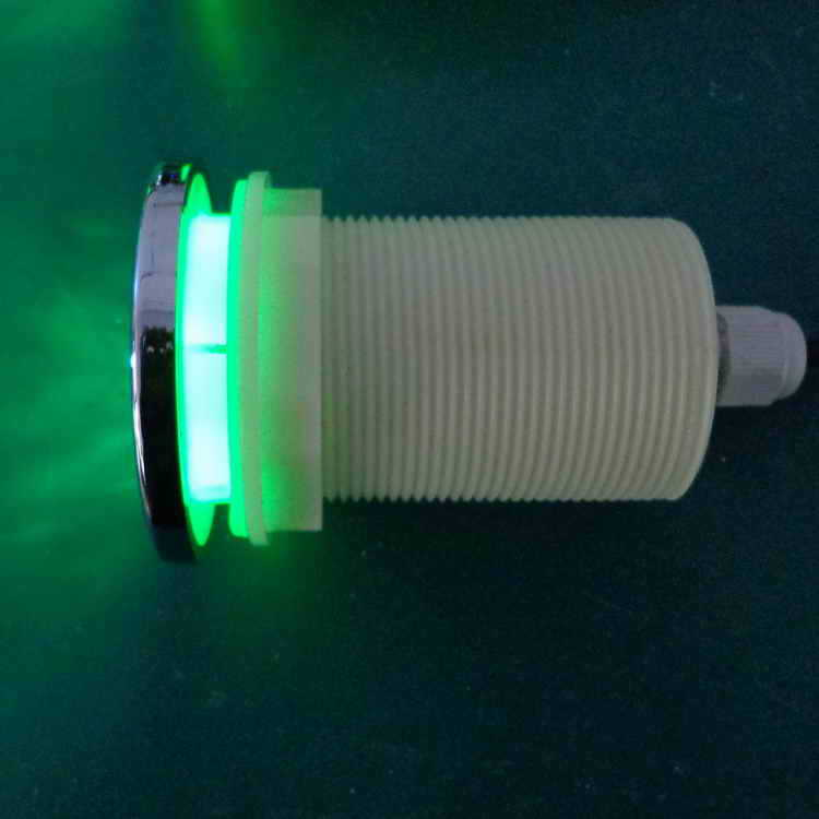 1w Waterproof Color Changing Rgb Led Underwater Hottub