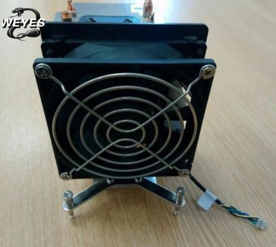 ProLiant ML110 G7 HEATSINK AND FAN SPN/644750-001 PN/631571-001 used condition with three months warranty 667268 001 667254 001 for ml350p gen8 well tested with three months warranty