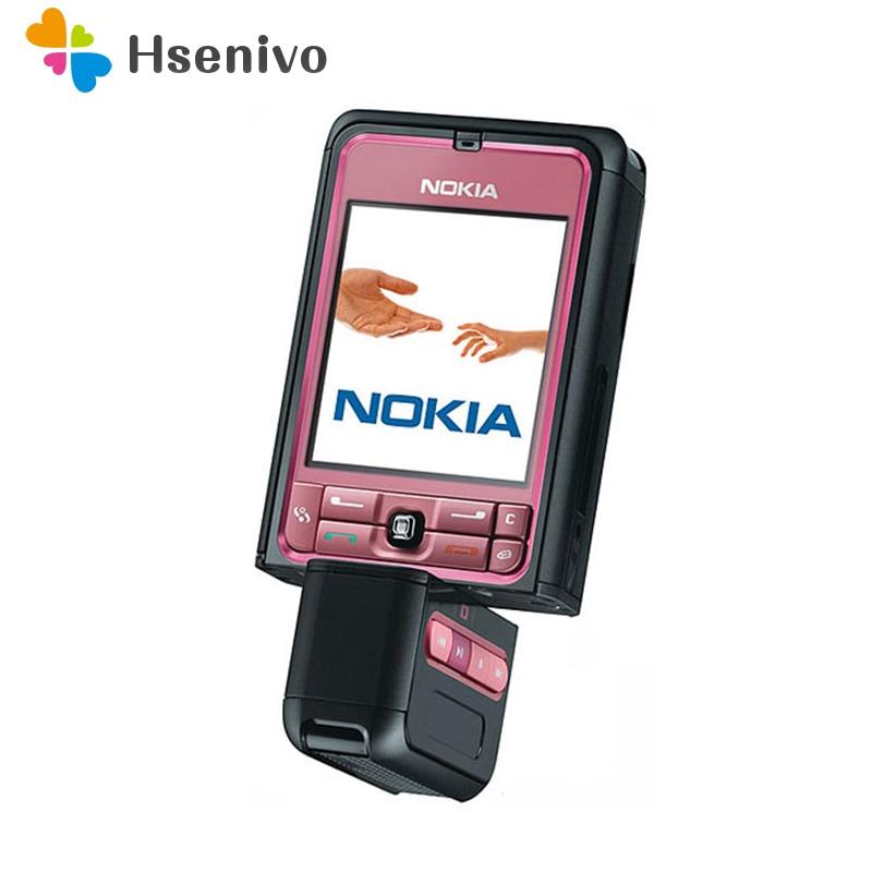 3250 100% Original Unlocked Nokia 3250 Rotatable 2.1' inch GSM 2G Symbian 9.1