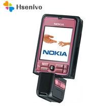 Nokia 3250 odnowiony-oryginalny odblokowany Nokia 3250 obrotowy 2.1