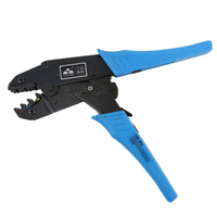 HS 30J AWG 22 10 0 5 6 0 Mm2 Insulated Terminals Ratchet Crimping Tool Crimping