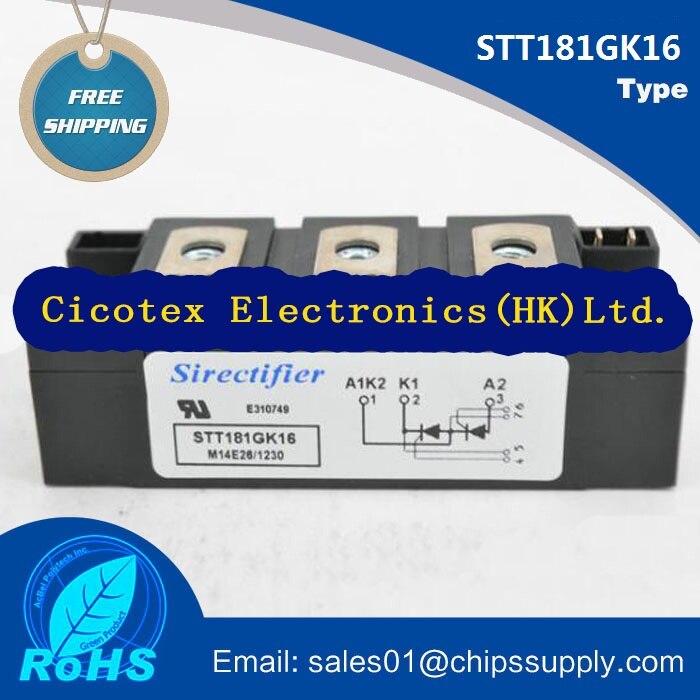 STT181GK16 module de thyristor de puissance