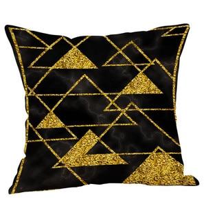 Image 2 - Pamuk keten kare ev dekoratif atmak yastık kılıfı kanepe bel yastığı kapak Dropshipping atmak yastık örtüsü yastık kılıfı