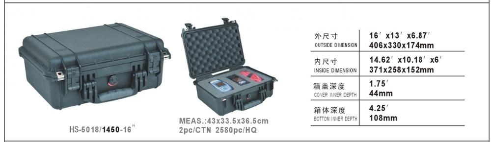 Cassetta portautensili impermeabile di alta qualità Cassetta degli - Portautensili - Fotografia 2