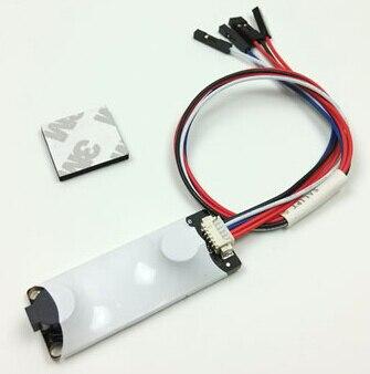 APM 2,8 APM2.6/2,5/MWC flight controller sound und leuchtanzeige (LED & Summer Anzeige V1.0)