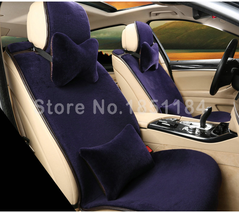Online Buy Wholesale Sheep Skin Car Seat Cover From China