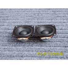 Одна пара 2 дюймовых 12 Вт 4Ω hifi полнодиапазонных звуковых