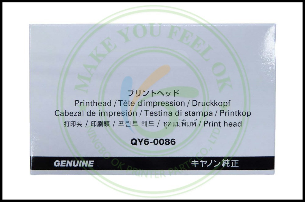 ORIGINAL QY6-0086 Printhead Print Head for Canon MX720 MX721 MX722 MX725 MX726 MX728 MX920 MX922 MX925 MX928 IX6780 IX6880 MX924