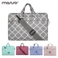 Mosiso Laptop Shoulder Bag 11 6 13 3 15 6 Notebook Sleeve Carry Case For MacBook