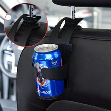Universal Car Drinks Cup Holder Mount Door BackSeat Drink Stand Interior Decoration Accessories