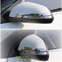 Lapetus del Bicromato di Potassio Dell'automobile Porta Specchio Retrovisore Striscia del Coperchio Della Copertura Trim 2 Pezzo Fit Per Hyundai Creta IX25 2015-2019 esterno Kit