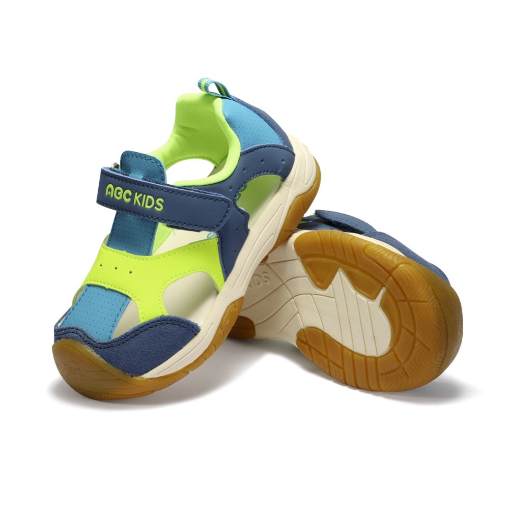 ABC KIDS Baby Boys Girls Sandals Mixed Color Soft Shoes Toddler Outdoor Sport