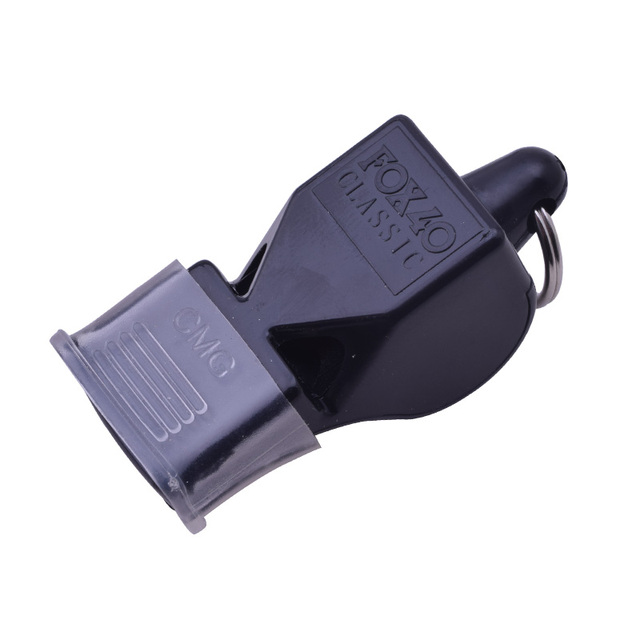 Classic High Quality Fox 40 Plastic Whistle Referee Whistle sports Soccer Football Basketball Hockey Baseball Outdoor Survival 4