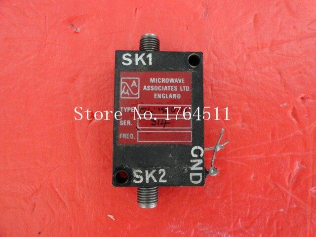 [BELLA] MICROWAVE ASSOCIATES ML-17520-12 SMA Amplifier