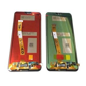 Image 4 - Testé 5.84 pour Huawei honour 10 honour 10 écran LCD + écran tactile numériseur assemblée remplacement + empreinte digitale COL L29
