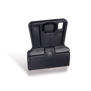 Image 4 - EHDIS 50PCS Rasiermesser Schaber Mit 1,5 zoll Edelstahl Rasierklinge Vinyl Film Auto Wrap Folie Aufkleber Kleber Entferner tönungen Werkzeug