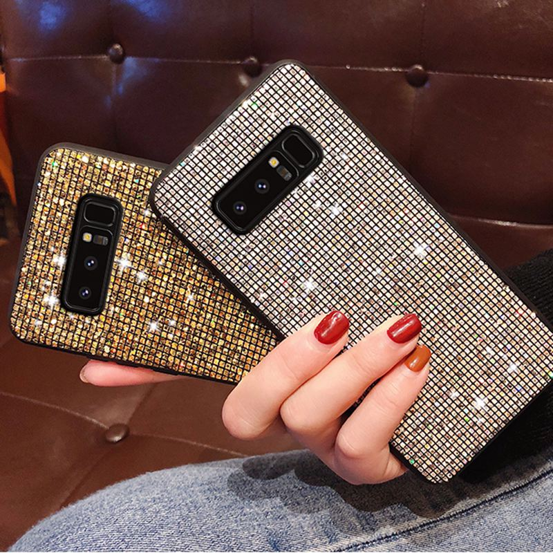 Bling Cover For Samsung Galaxy s10 plus lite s10lite Luxury Case For Samsung s10 lite s10lite s10e s 10 Phone Cases Accessories