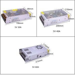 Image 5 - Led נהג AC100 240V כדי DC5V 12V 24V 1A 2A 3A 5A 10A 15A 20A 30A 40A 60A כוח מתאם עבור LED רצועת אור אספקת שנאי
