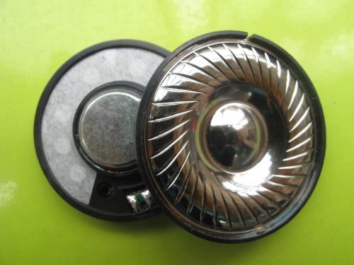 50mm headphone unit High-grade dome composite titanium film speaker 60ohms