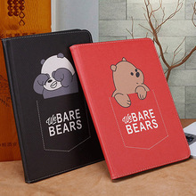 цена на Cartoon Case For iPad Mini 1 2 3 4 Magnet Smart Auto Sleep Cover For iPad Mini 4 7.9 inch Stand Shell Anti drop/Dust Case bags