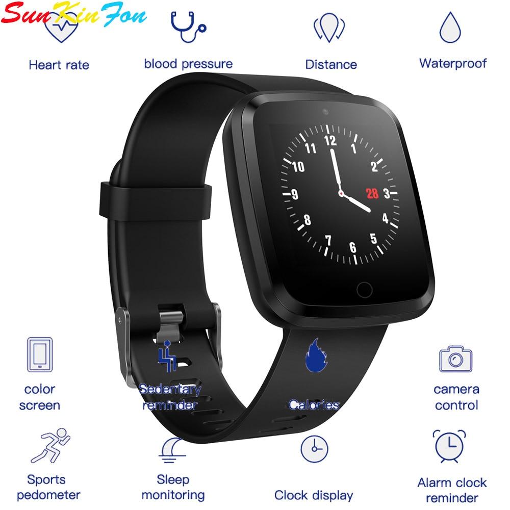Smart Wristband A5 Bracelet Fitness Tracker Heart Rate