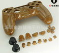 wood design Controller Shell Full Housing for PS4 Playstation 4 Dualshock 4 Wood