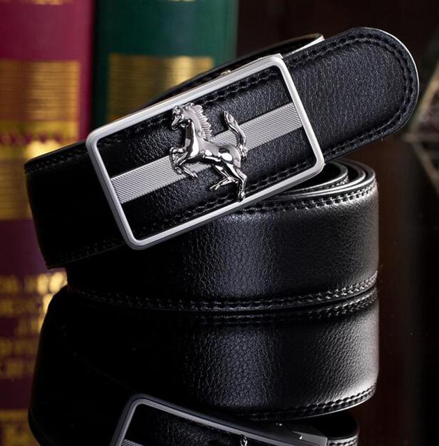 Fuente de la fábrica del Precio Bajo para Promation de Moda de Alta Calidad de La Correa de Cintura Cinturones De Cuero para Hombres Jeans Partido Envío Gratis