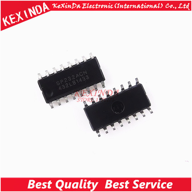 Ic Free Shipping >> Us 15 8 21 Off Sp232acn Sp232acn L Tr Sp232a Sop 16 50pcs Lot Ic Freeshipping In Integrated Circuits From Electronic Components Supplies On