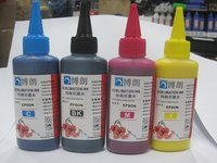 Free Shipping Universal 4 Color 100ML PIGMENT Ink For Epson Epson Plgment Ink General Epson Inkjet