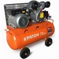 KRATON Compressor AC-300-50-BDV 1500W 10bar 300l / min 69kg belt oil
