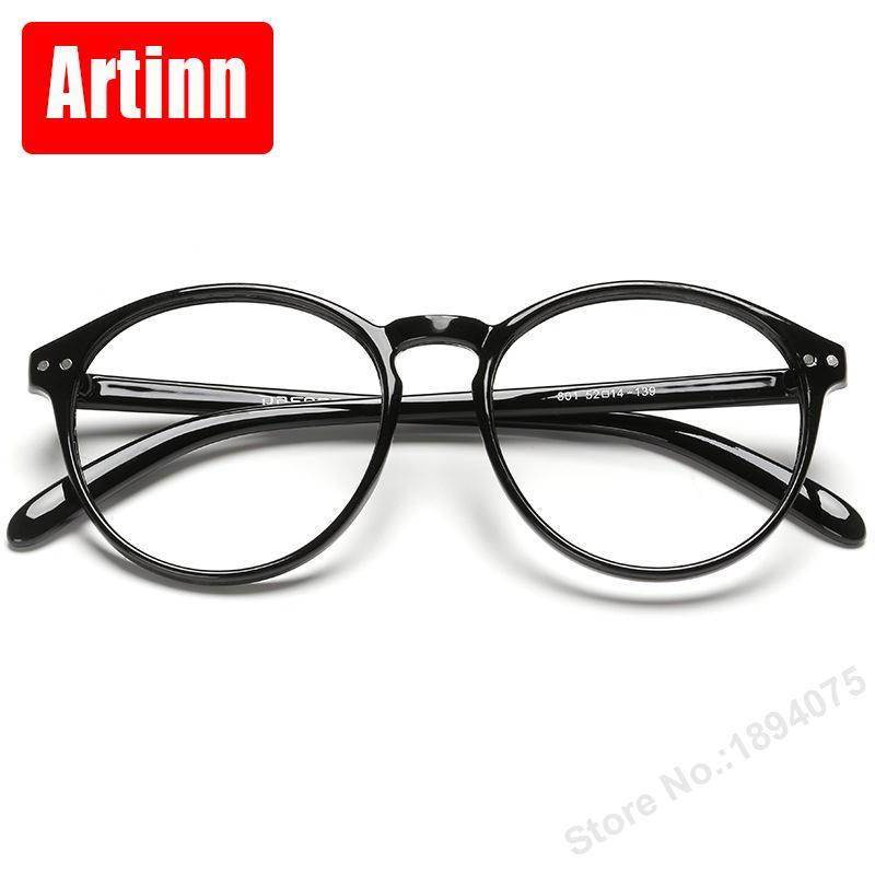 Кръгла рамка за очила Класически - Аксесоари за облекла - Снимка 2