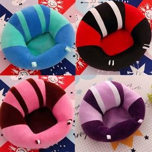 Image 2 - Baby Plush Toys Portable Seat Kids Feeding Chair Booster Seat Safe Seat Education Feeding Seat Baby Toy Sofa Kids Gifts