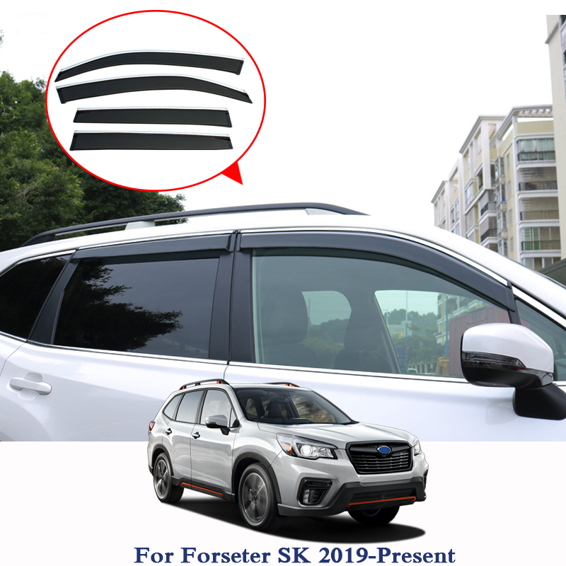 For Subaru Forester SK 2019 Car Styling Awnings Shelters