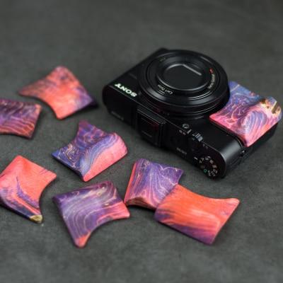 Nuevo accesorio de Agarre Para Sony RX100III RX100II RX100 reemplazar como AG-R2