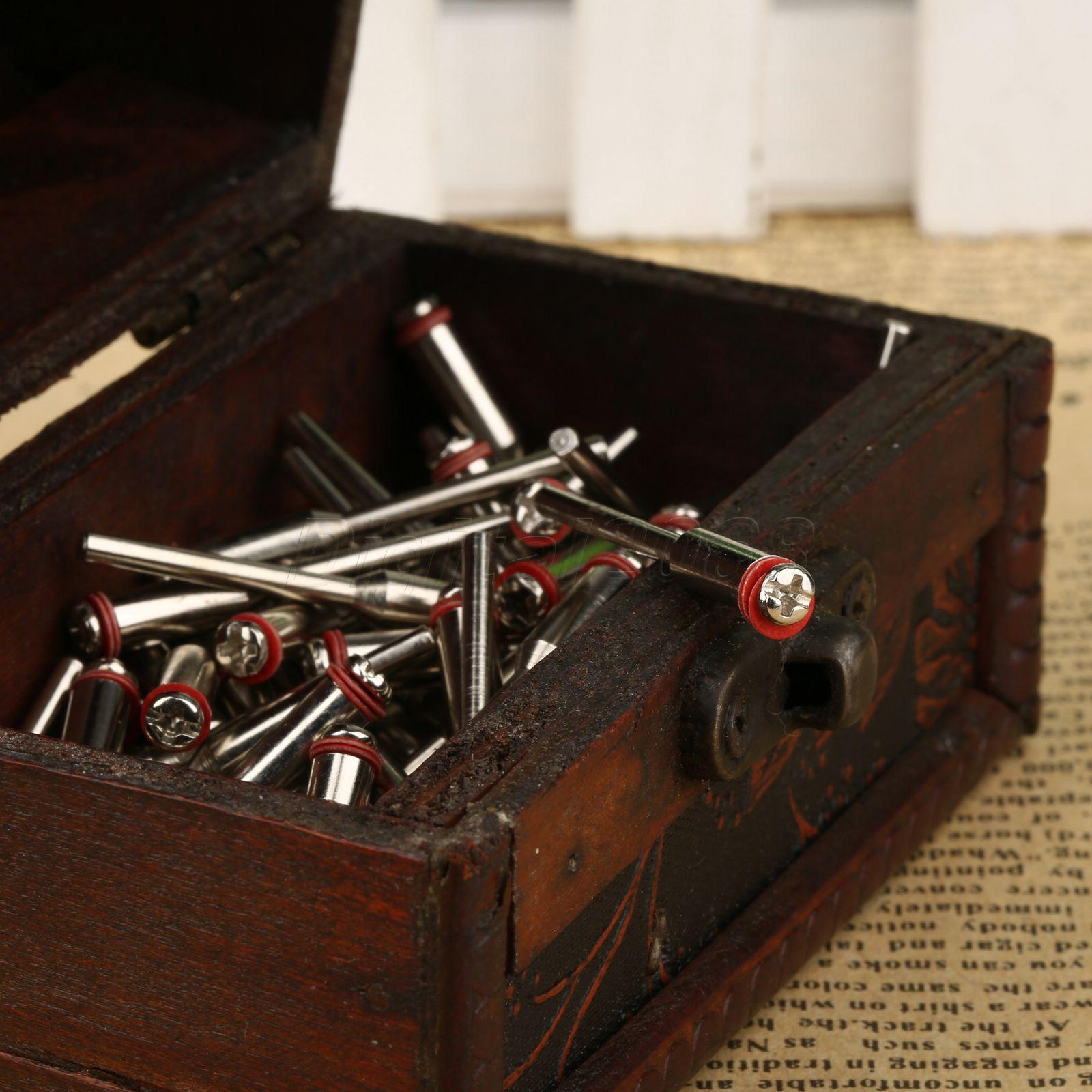 """100PCS 3/32 """"2.35mm Dental Lab poliravimo įrankiai pinceis Shank Mandrel Burs Rotacinis šlifavimo įrankis Dremel bitų įrankių priedams"""