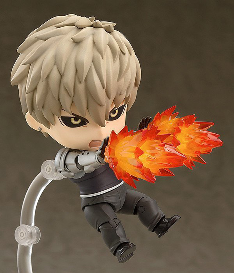 One Punch Man Genos Nendoroid Action Figure 645 Genos 10CM