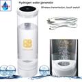 Генератор водорода вода кислород H2 разделительная чашка электролиз водорода вода отложите старение детоксикации и питательный